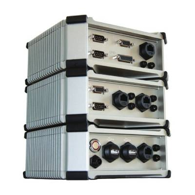 eBOX-104 is a low-cost, IP67 rated, rugged enclosure.